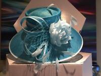 Wedding Hat, never been worn