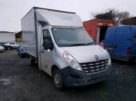 Renault master 2.3 2011 ***BREAKING PARTS AVAILABLE