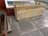 planters & cold frames