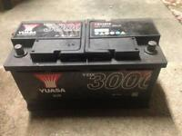 Diesel battery, heavy duty, 95ah 850A