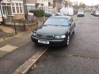 1999 Audi A8 V8 4.2 Quattro