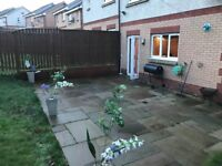 Three Bedroom Semi Detached House, Large front and back garden