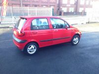 Daewoo matiz 800ccpetrol MOT February next year cheap insurance and road tax and very low mileage