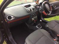 Renault Clio 1.2 16v limited edition ripcurl 3 door hatchback