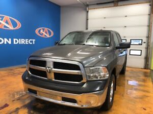 2014 RAM 1500 ST 4X4/ AUTO/ POWER GROUP/ AIR/ NEW TIRES!