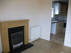 Bright Modern ground floor unfurnished flat in a quiet private residential area in Ecclefechan