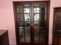 Furniture quality sliding doors