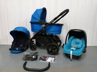iCandy Peach 3 in Cobalt Full Travel System