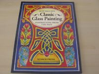 Craft Book, Classic Glass painting