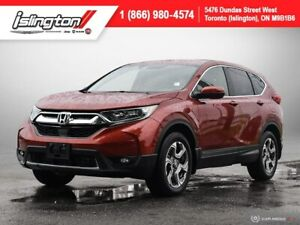 2019 Honda CR-V EX-L **SAFETY TECH!!** SUNROOF LEATHER+++