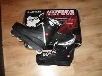 Aggressive Inline Skates - size 11