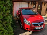 SOLD SOLD SOLD Vauxhall Corsa 1.2 active