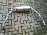 Scorpion Stainless steel exhaust Civic Type R FN2