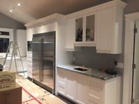 Carpentry, kitchen and built inns