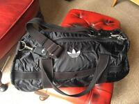 Adidas gym bag black colour