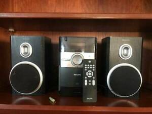 Philips micro system DC146 entertainment system [401] Braybrook Maribyrnong Area Preview