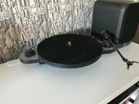 Project Element Turntable vinyl record player