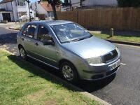 Skoda fabia 1.2 for sale (2lady drivers from new)