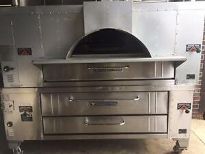 Bakers Pride FC816 / Y800 Pizza Oven