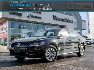 2015 Volkswagen Passat TSI Tredline