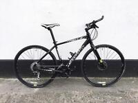 Cannondale like new condition disc brakes M