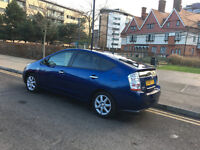 2008 toyota prius 1.5 t spirit hybrid, automatic met blue, 104k s/h, hpi clear 100%,