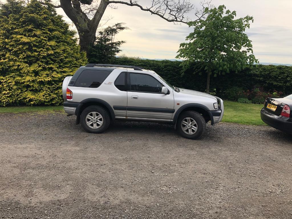 Spares or repair Vauxhall frontera