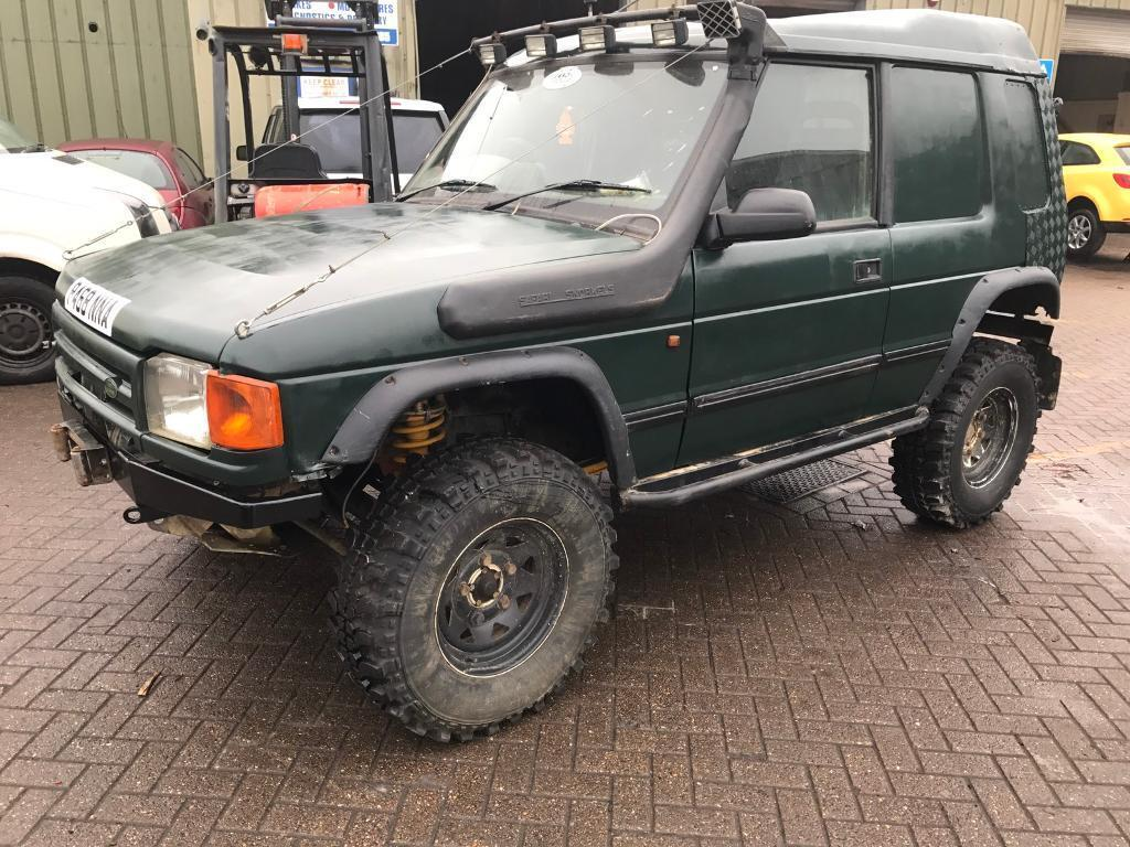 1997 land rover discovery 300 tdi landrover disco 4x4 off roader off road bobtail 3 door in. Black Bedroom Furniture Sets. Home Design Ideas