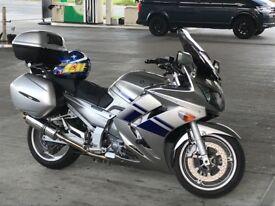 2008 Yamaha FJR 1300 ABS Covered 39,100mls