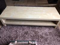 IKEA birch furniture