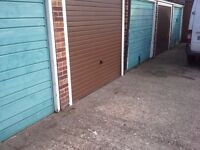 Garages available to rent: Farnham Road Slough SL1 - ideal for storage, car etc