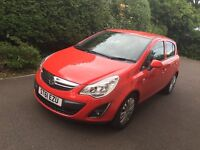 Open to reasonable offers - Easytronic 1.2 Corsa Excite, 5dr, FSH