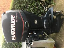 Evinrude 75 Outboard