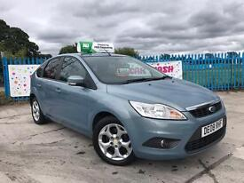 2008 FORD FOCUS 1.8 TDCI - 95K MILES - 15 MONTHS FREE WARRANTY! - 2 KEYS - S/H - NEW CAMBELT FITTED!