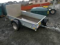 Ifor williams p6e trailer in excellent condition