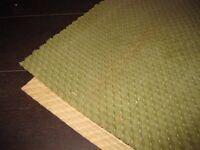 Carpet underlay 1.3m x 2m