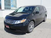 2012 Honda Odyssey EX-L | Leather | Sunroof | One Owner | Fully