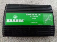 Mercedes D6 tuning box eco boost power chip