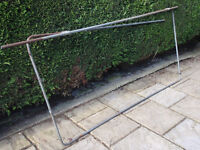 Fruit Cage Door plus support post and hinges