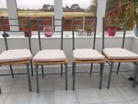4 x Kitchen Table Chairs