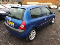RENAULT CLIO 2005 dynamic not vxr Cupra gti gtd vrs replica fr wrx red top replica