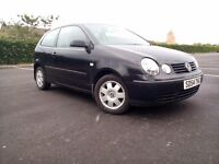 2004 Volkswagen Polo Twist 1.2 Petrol Full 12 Months Mot Very Cheap To Run And Insurance Hpi Clear