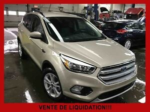 2017 Ford ESCAPE FWD SE SE