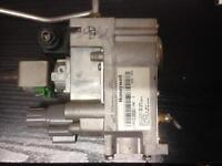 Boiler pump
