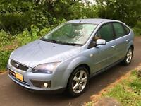 Arriving this week.....Ford Focus 1.8 Zetec Climate 5dr with Low Mileage & Free Warranty