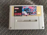 SNES Street fighter II