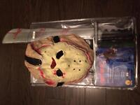 Adult Jason costume kit Friday the 13th