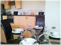 Short Term Serviced Apartment To Rent In Manchester City Centre, Clean & Tidy, Fully Furnished
