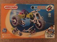 Meccano Build and Play set