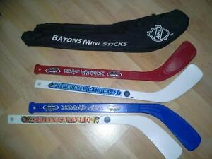 Bâton de hockey mini